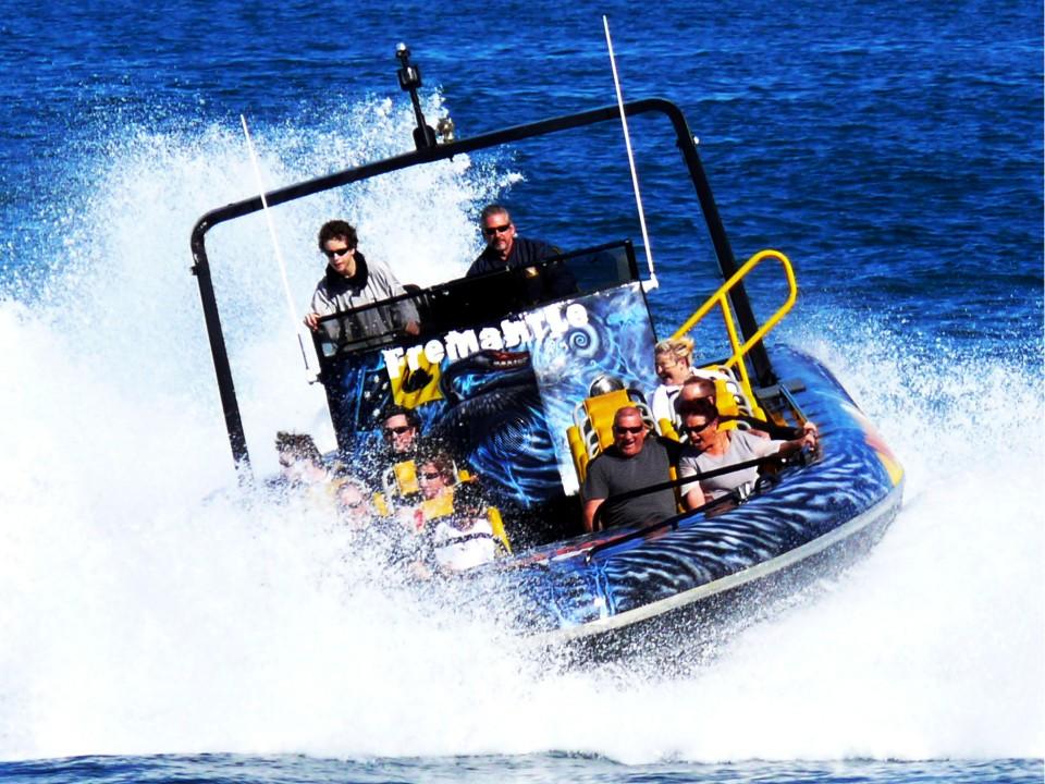 Westcoast Jet- Westcoast airbrush Jet boat- airbrush boat-airbrush art3