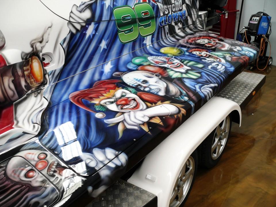airbrush art-airbrush formula 1 race boat-airbrushart boat-airbrushart formula 1 race boat- 99 phyco clowns formula 1 race boat- 99 phyco clowns-airbrushing clowns6