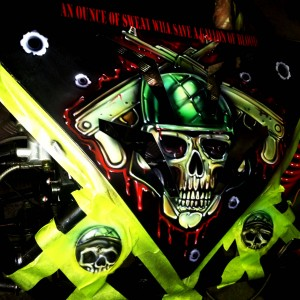 Airbrush Art-airbrush art perth-airbrush-Airbrush graphics--custom airbrush art-airbrush buggie black-airbrush car-airbrush skulls3