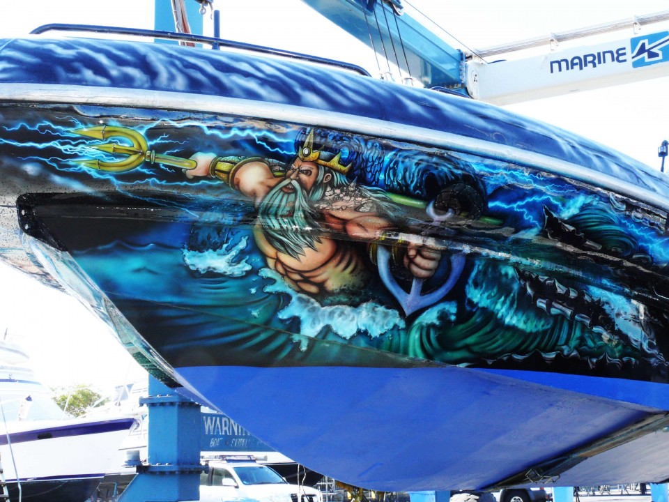 airbrush art-airbrush art perth-airbrush boats-airbrush boat graphics-boat graphics-west coast jet3
