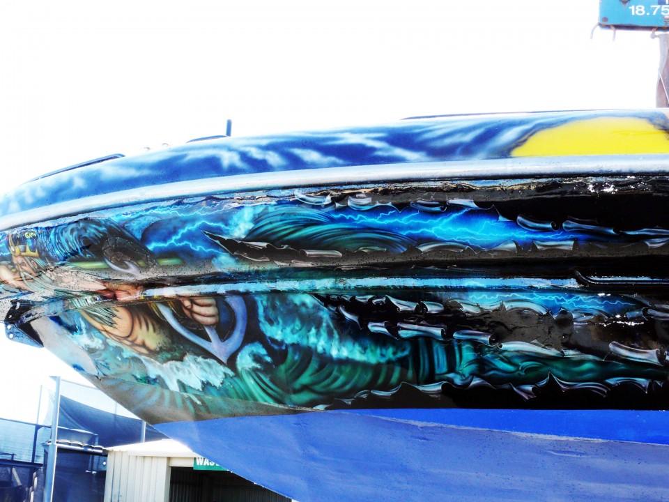airbrush art-airbrush art perth-airbrush boats-airbrush boat graphics-boat graphics-west coast jet4
