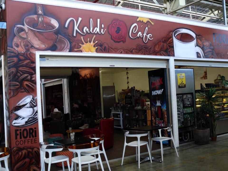 airbrush art-airbrush art perth-airbrush perth-airbrush murals-airbrush signs-signs-airbrush graphics-Kaldi Cafe1.2