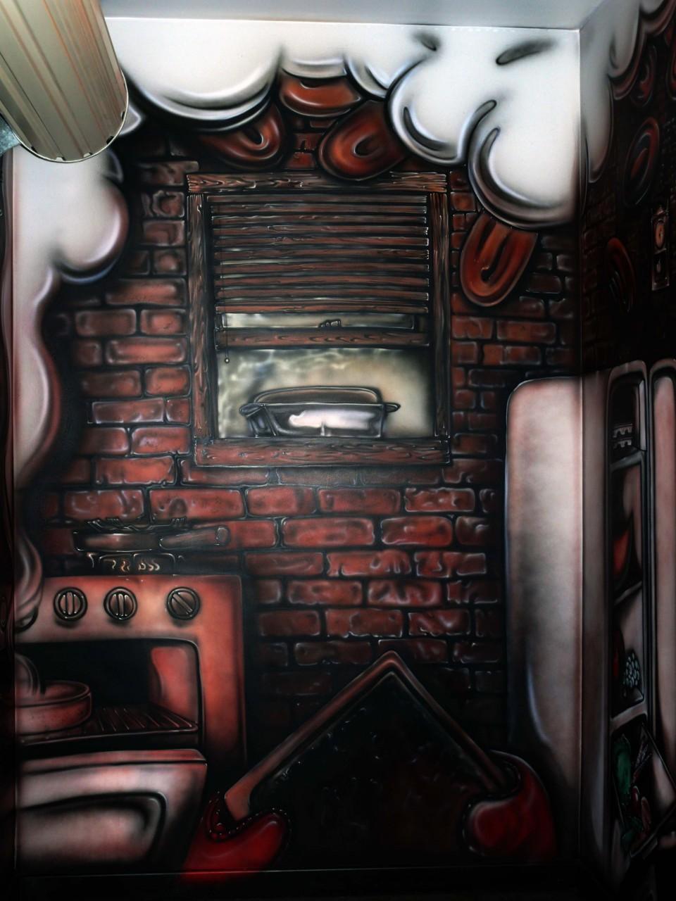 airbrush art-airbrush art perth-airbrush perth-airbrush murals-airbrush signs-signs-airbrush graphics-Kaldi Cafe10