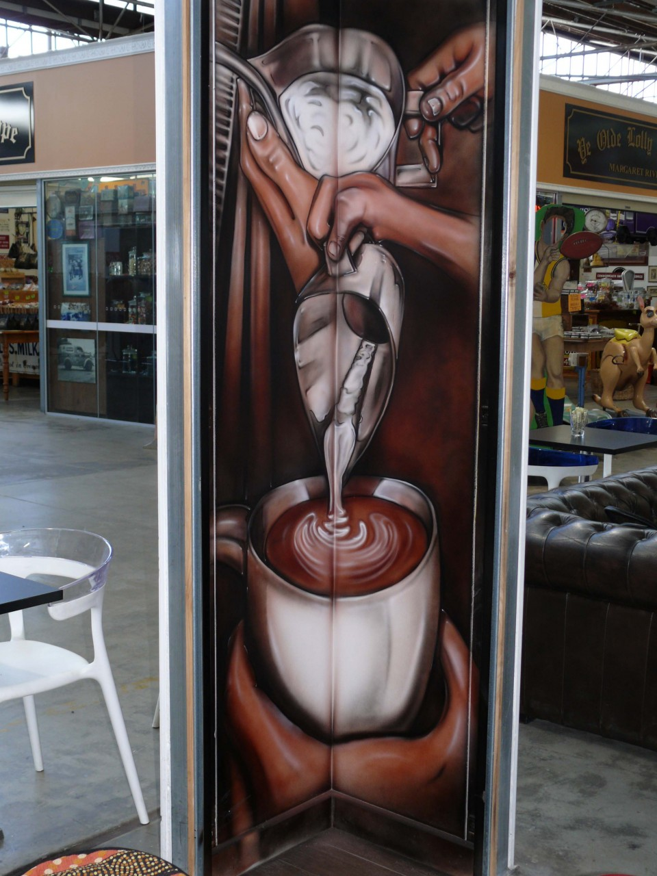 airbrush art-airbrush art perth-airbrush perth-airbrush murals-airbrush signs-signs-airbrush graphics-Kaldi Cafe6