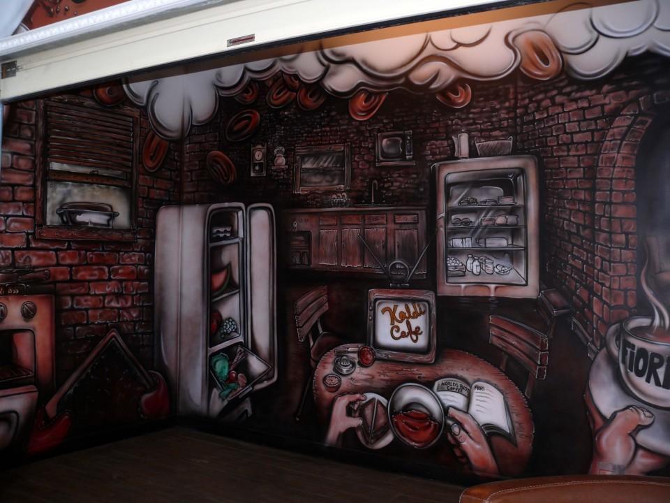 airbrush art-airbrush art perth-airbrush perth-airbrush murals-airbrush signs-signs-airbrush graphics-Kaldi Cafe9