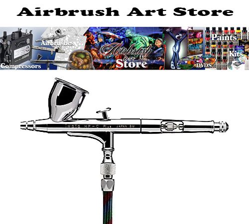 Find all your Airbrush supplies here